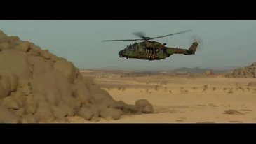 NH90 In Action Saving Lives Protecting Heroes