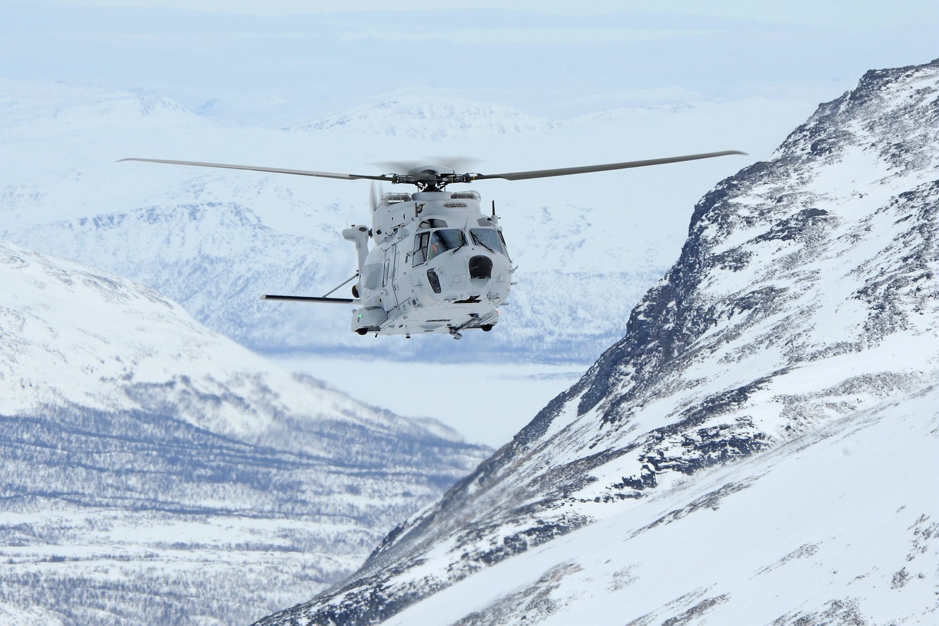 NH90 TTH Swedish Armed Forces