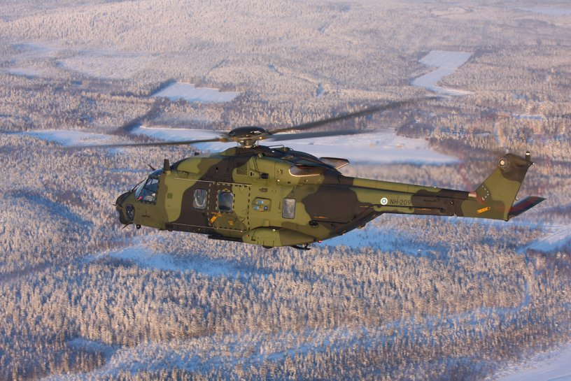 Airbus Helicopters has delivered the 20th and final NH90 to Finland