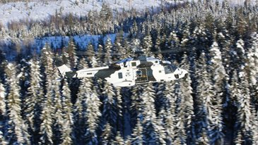 Finnish Army NH90 camouflage