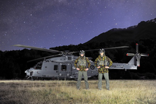 In 2020, a detachment of New Zealand NH90s operated in New South Wales and the Australian Capital Territory in support of the Australian Bushfire Relief operation.