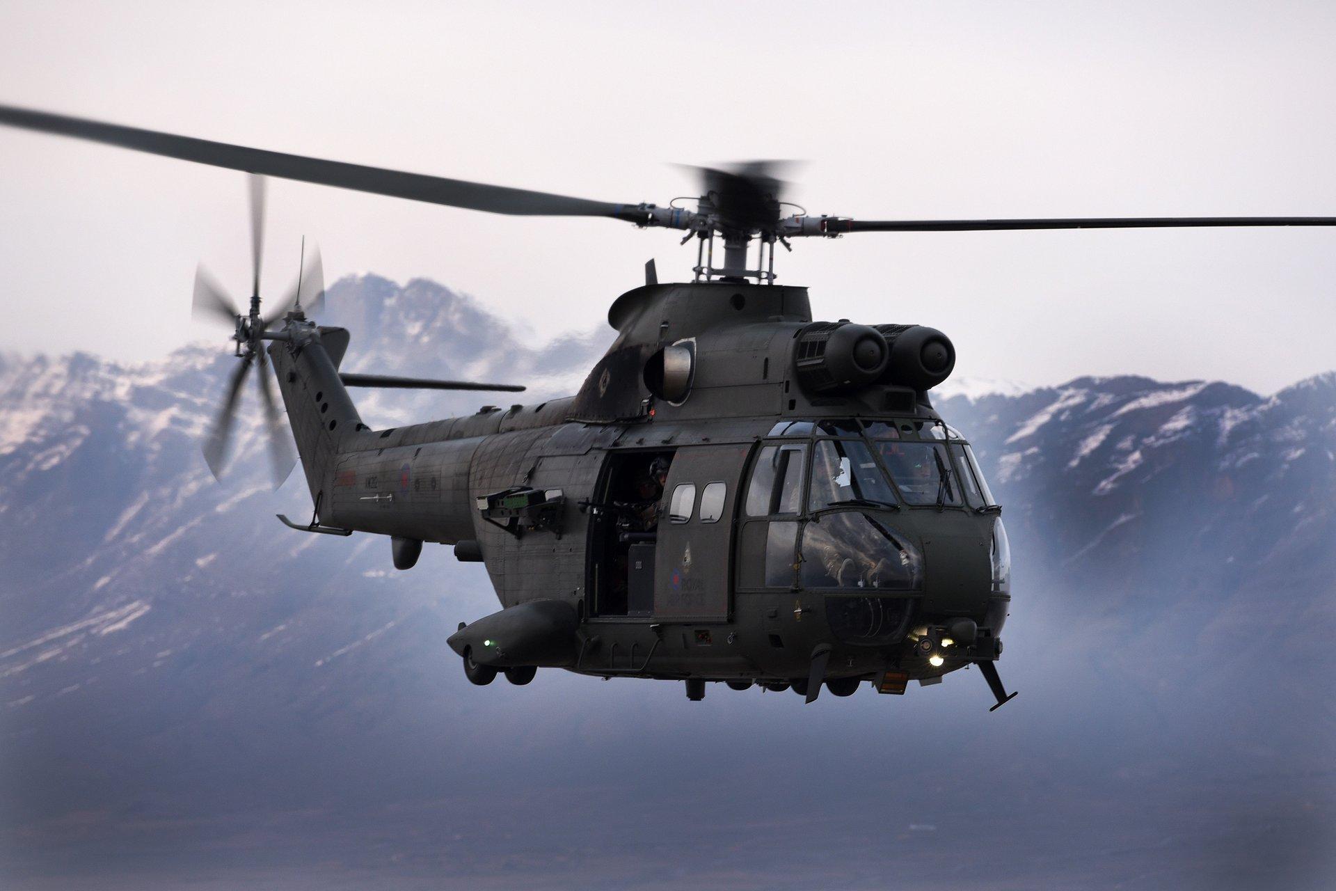RAF Puma Mk2