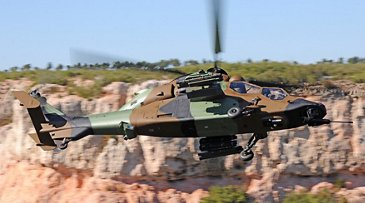 The French Defense Procurement Agency orders seven additional Tiger HAD for the French Army Aviation