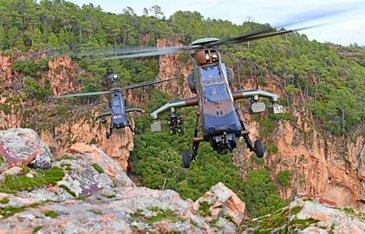 德国Bundeswehr Tiger Helicopters