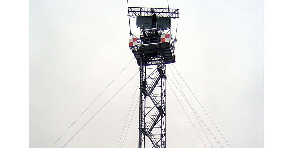 ASR is the most powerful Airport Surveillance Radar
