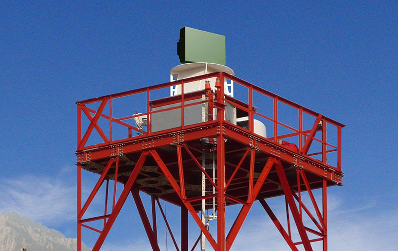 Spexer 2000 security radar to improve border protection