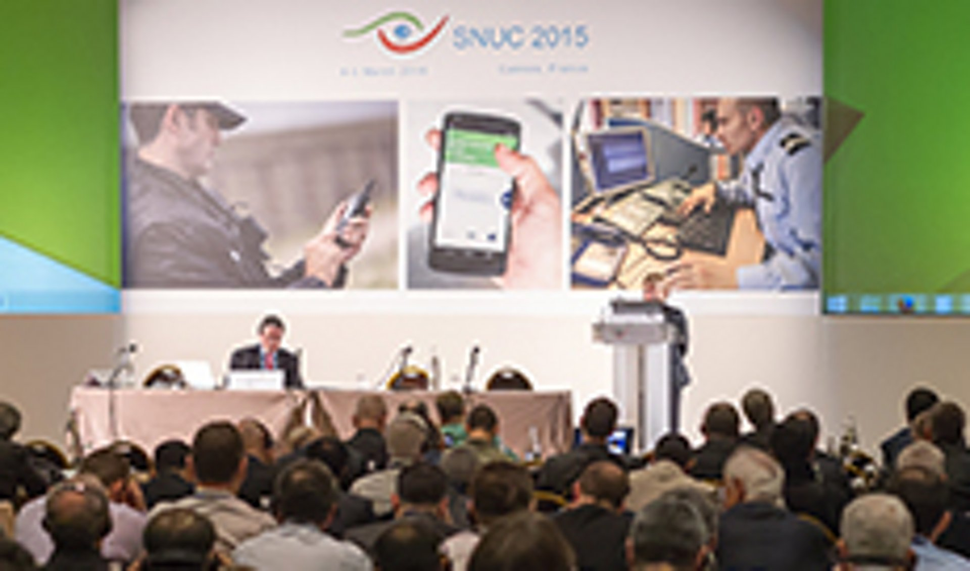Airbus gathers professional mobile radio community at SNUC customer event
