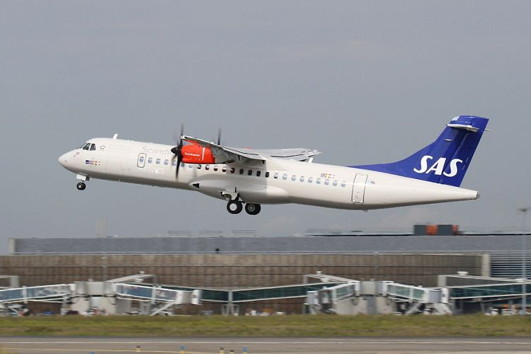 Flybe welcomes the ATR 72-600 aircraft