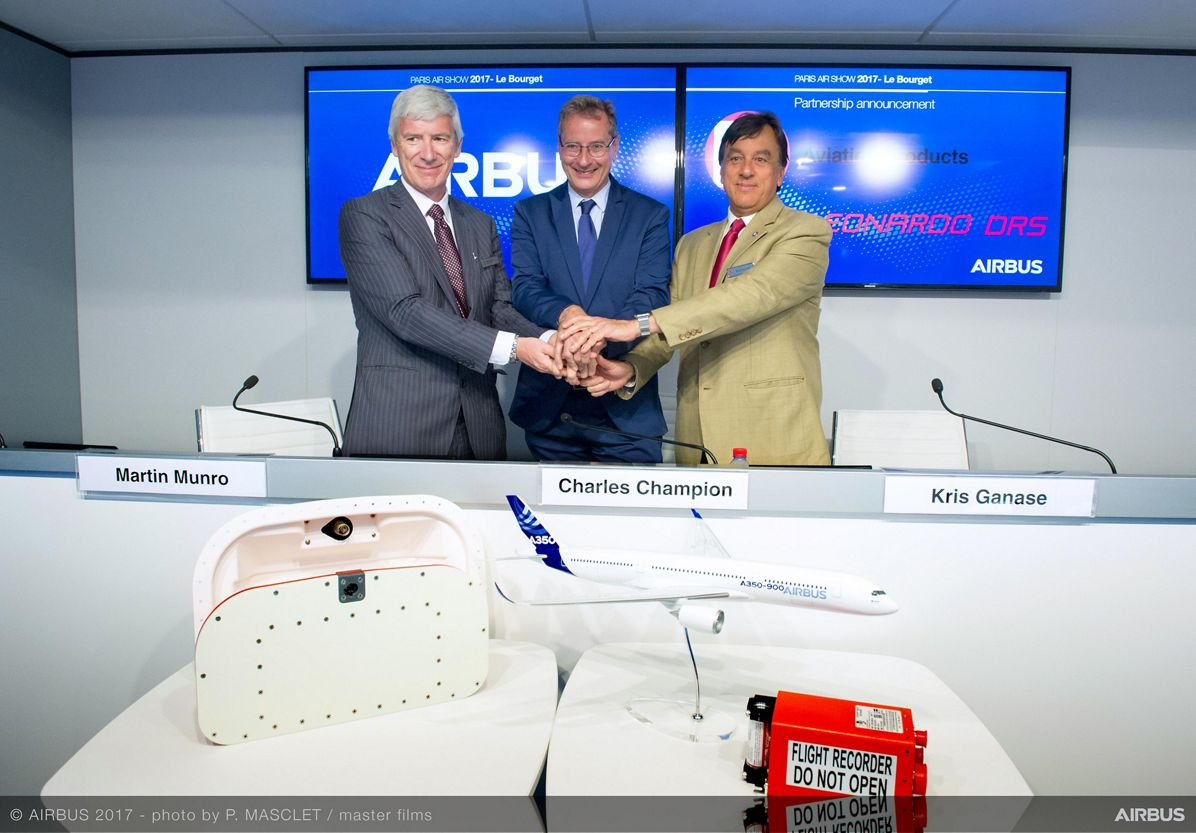 Airbus L3 Technologies New Flight Recorders 03