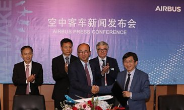 Airbus Accelerates Technology Research Cooperation In China