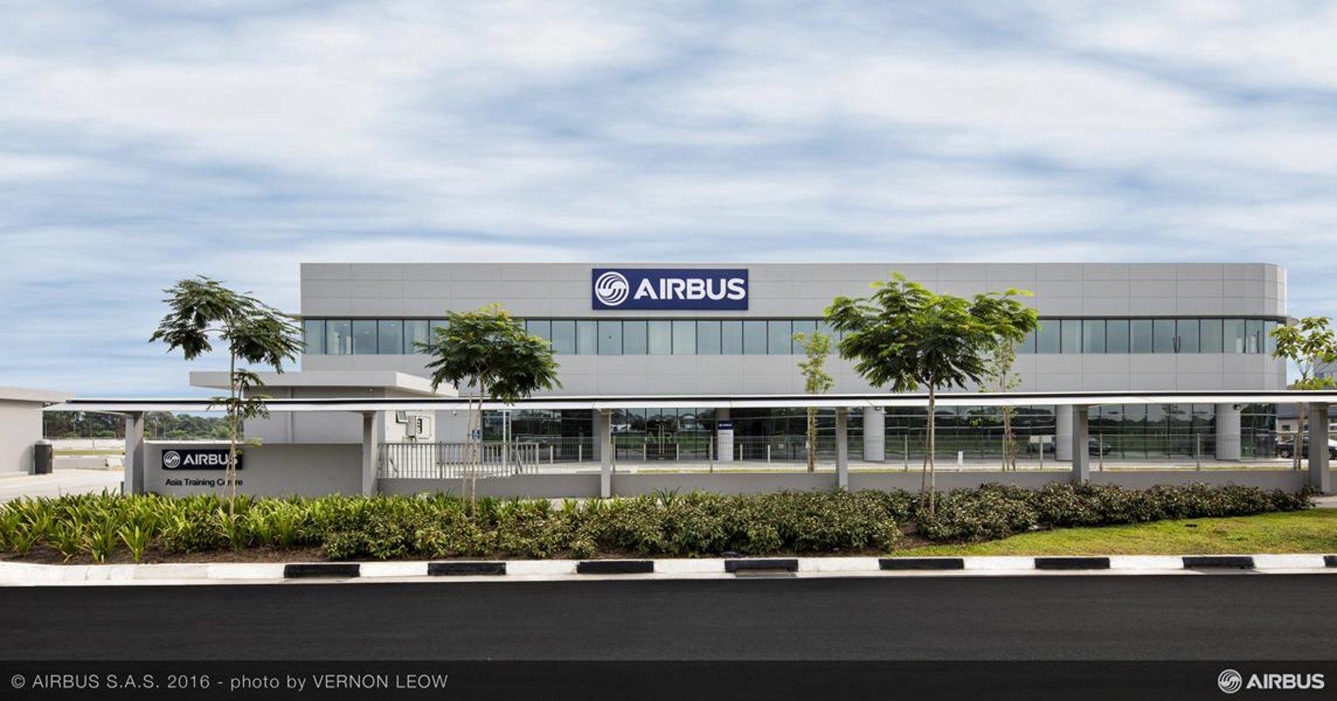 Airbus Asia-Pacific services 1 - Airbus Asia Training Centre