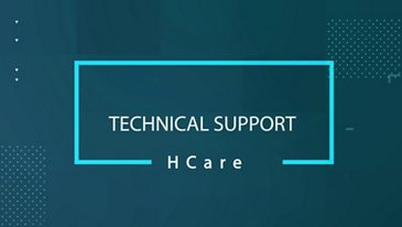 HCare Technical Support