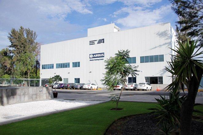 Mexico New Airbus Training Centre