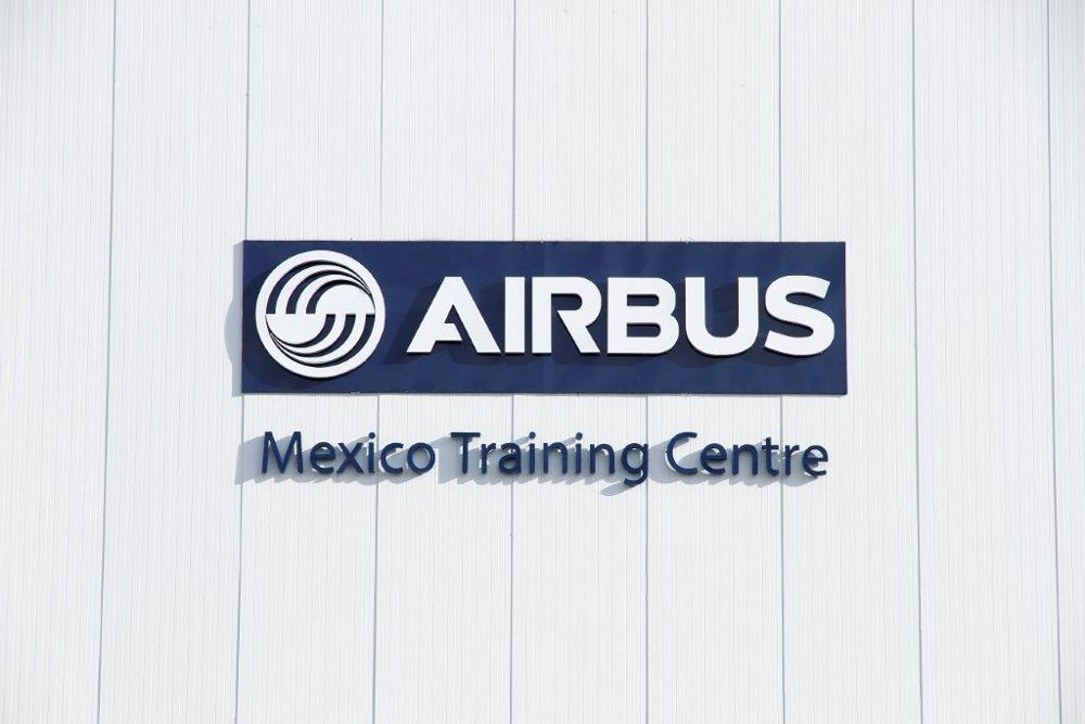 Mexico New Airbus Training Centre 3