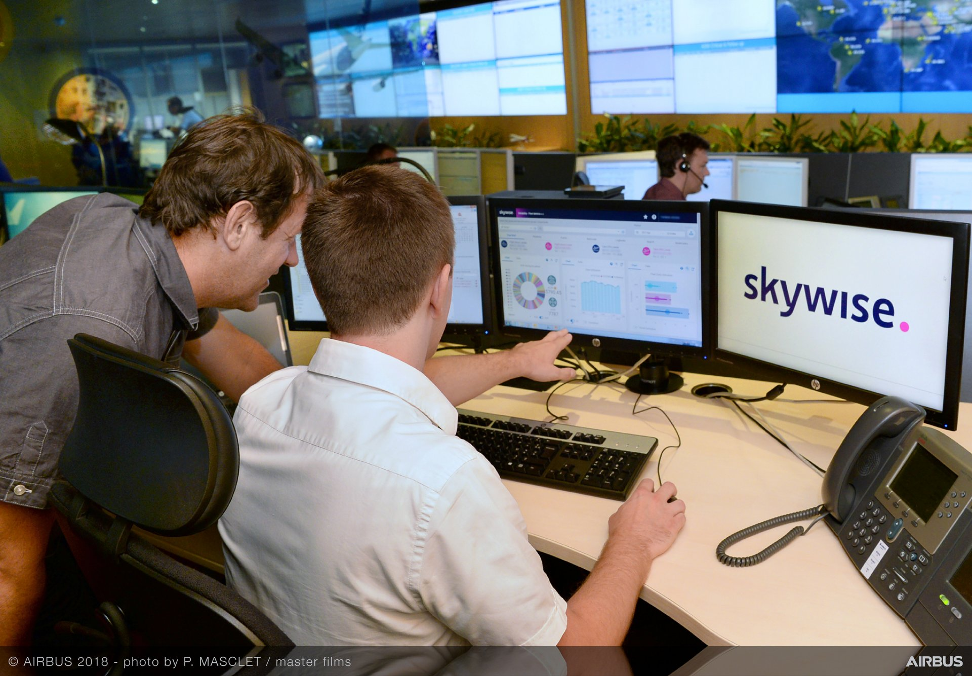 As aviation's open data platform, Skywise provides all users with one single access point to their enriched data by bringing aviation data from multiple sources across the industry into one secure cloud-based platform