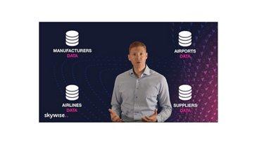 Skywise presented by Matt Evans, Airbus VP Digital Transformation Programmes