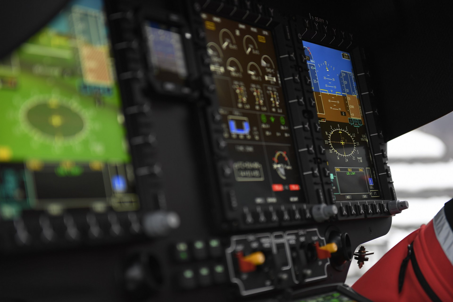 Specific Avionics