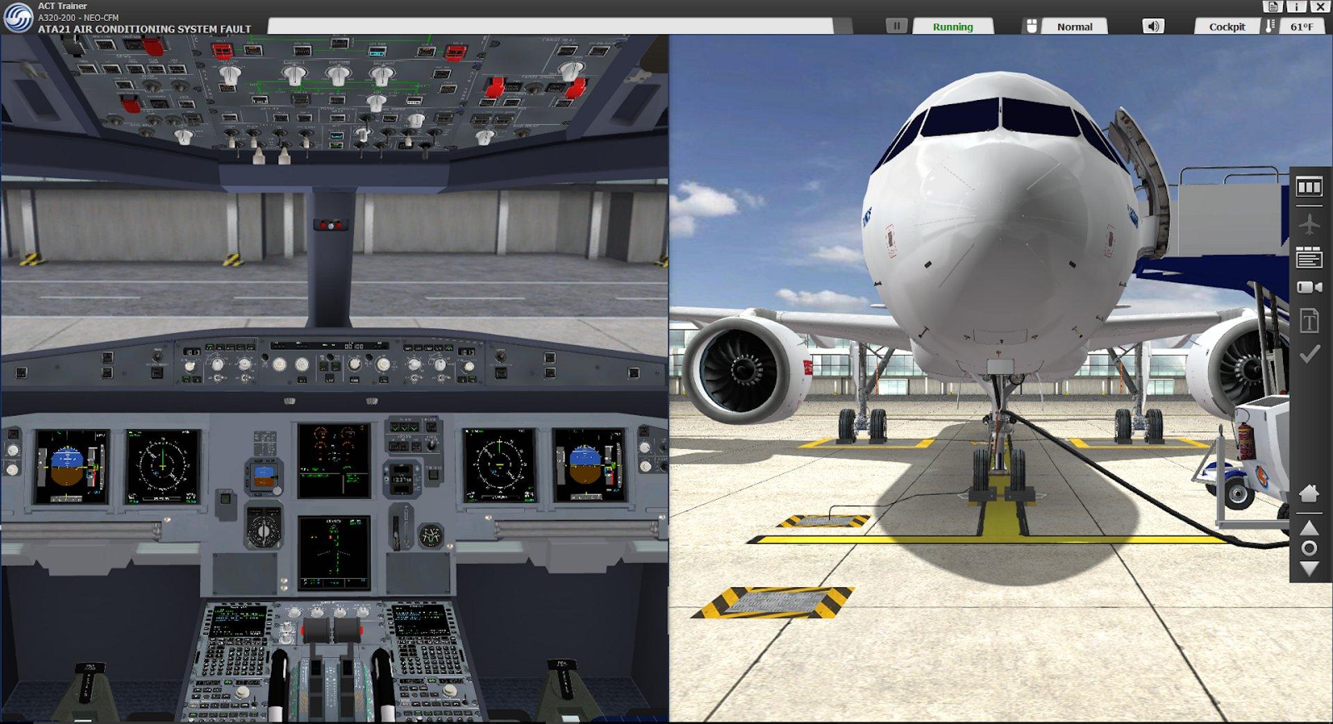 Airbus' Maintenance Integrated Training Solution