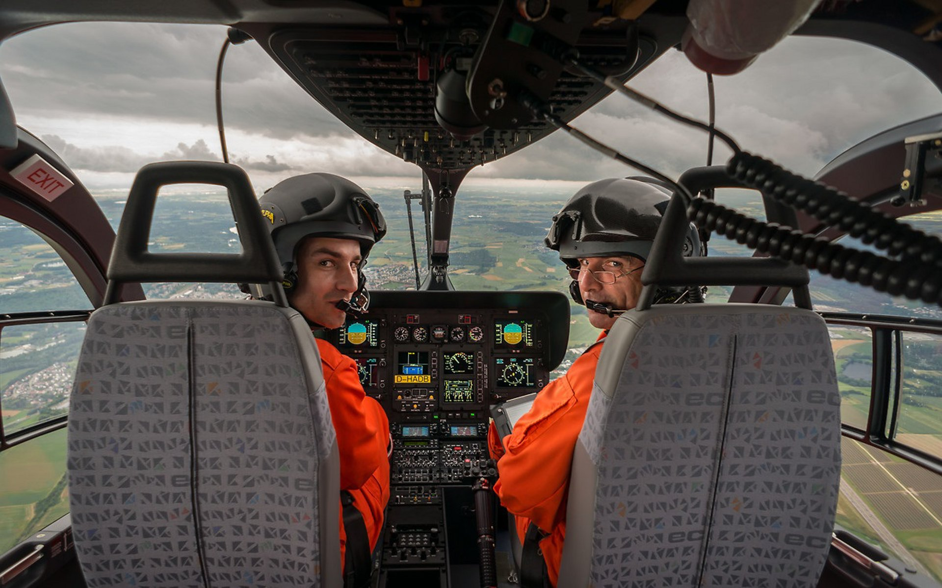 Flighttraining courses
