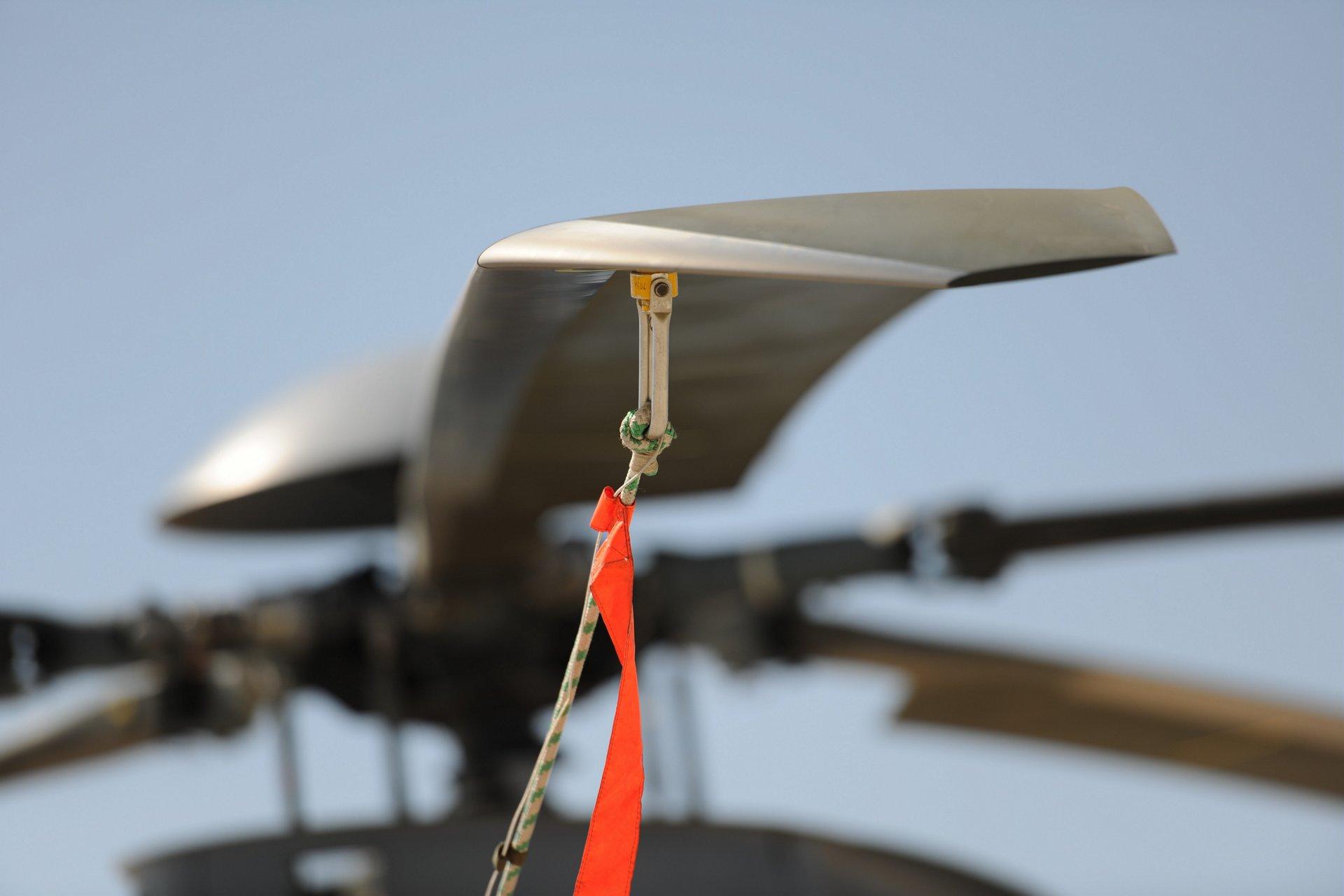 Main Rotor Blade Repair