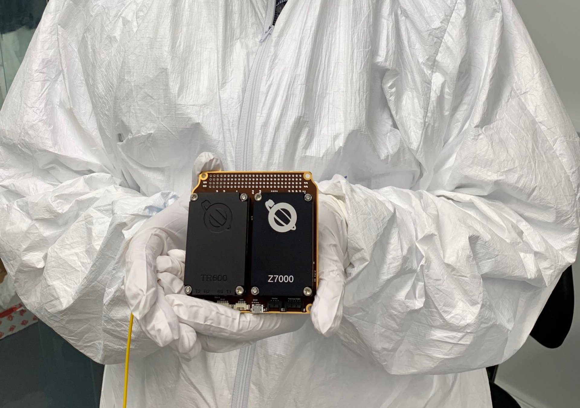 Airbus developed next generation retaskable software defined radio payload, Prometheus 1, will be launched on the Faraday-1 cubesat from New Zealand on 3 July. The Faraday-1 mission is part of In Space Missions Ltd's in-orbit demonstration programme.