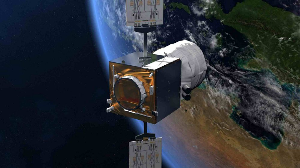Aeolus, A Satellite Keeper For Earths Winds