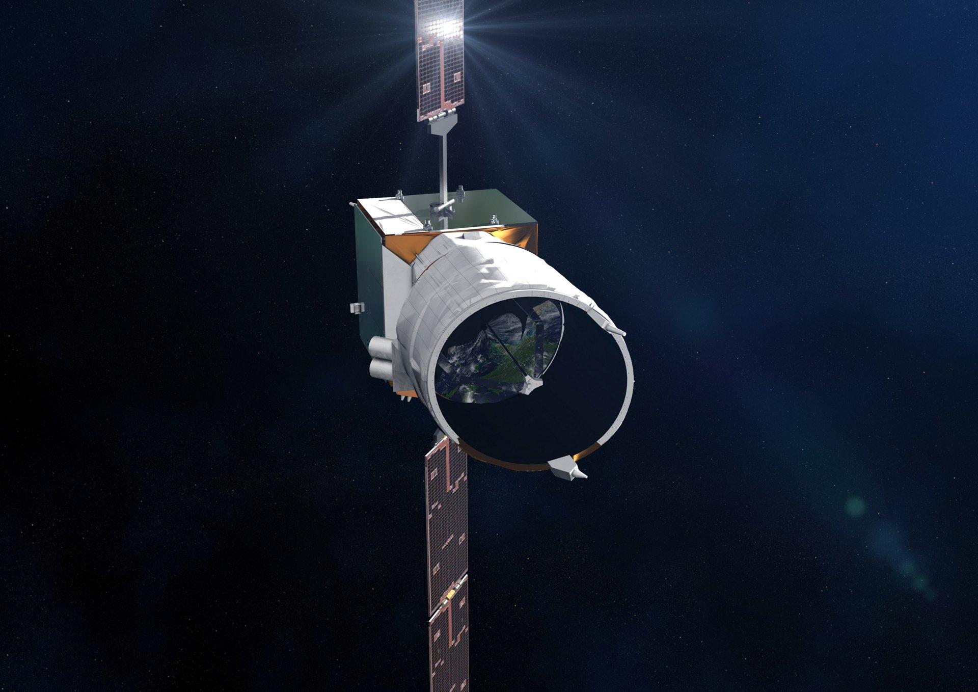 Aeolus Airbus Copyright