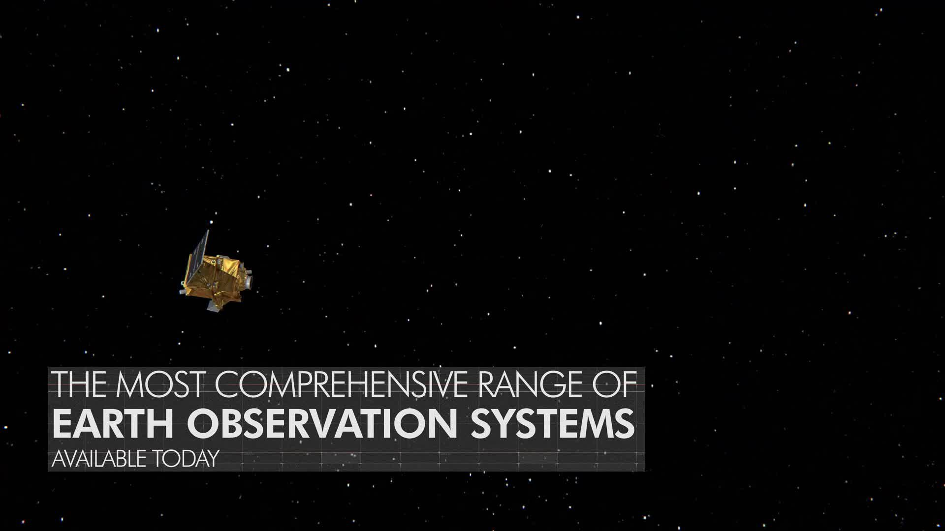 Earth Observation Portfolio