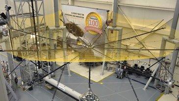Biomass 12 metre Reflector