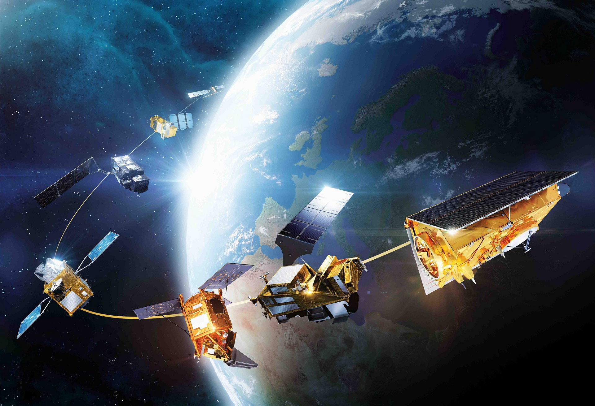 Copernicus project selected by European Space Agency