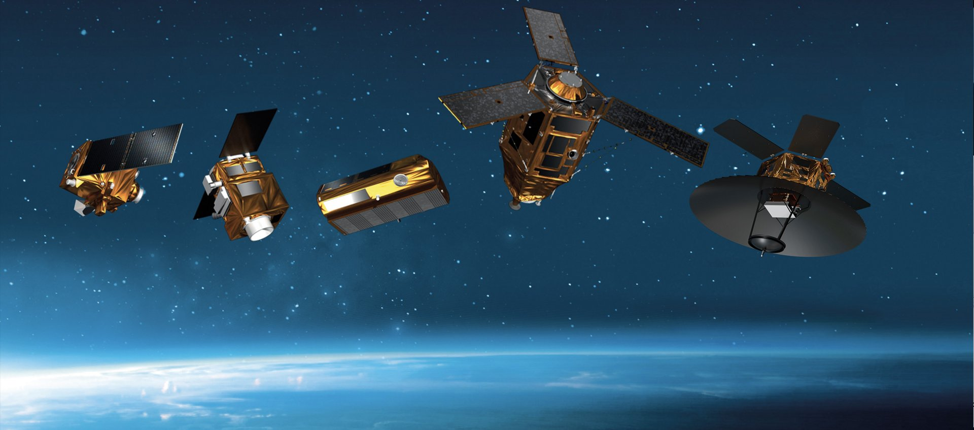 Earth Observation Satellites Portfolio