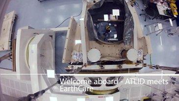 EarthCare ATLID