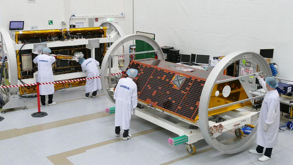 Grace-Fo-satellites