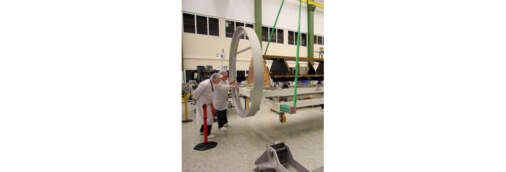 Build commences on Grace-FO satellites