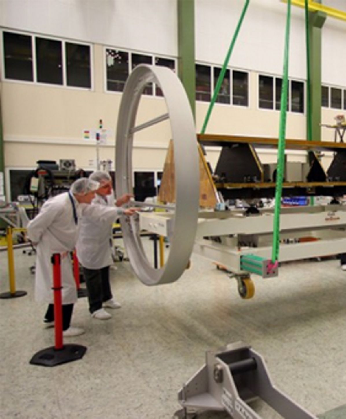 Build commences on Grace-FO satellites