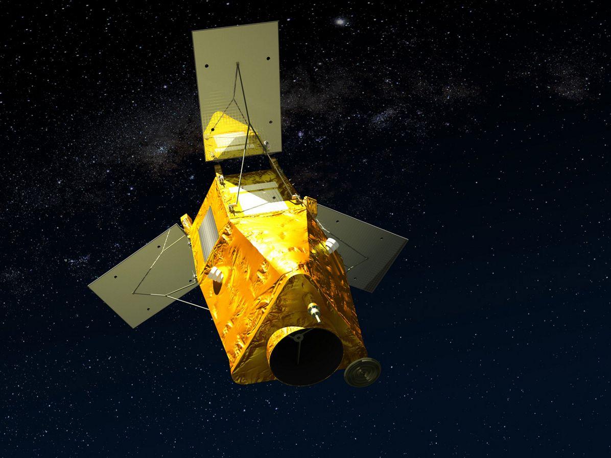 KazEOSat-1 satellite to provide Kazakhstan with very high-resolution data