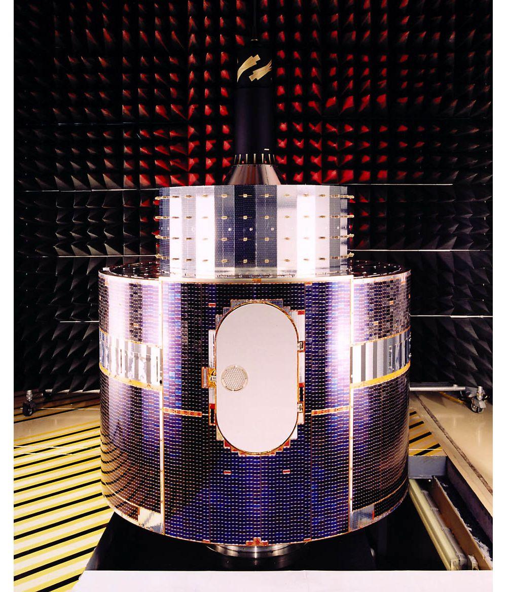 Meteosat Satellite