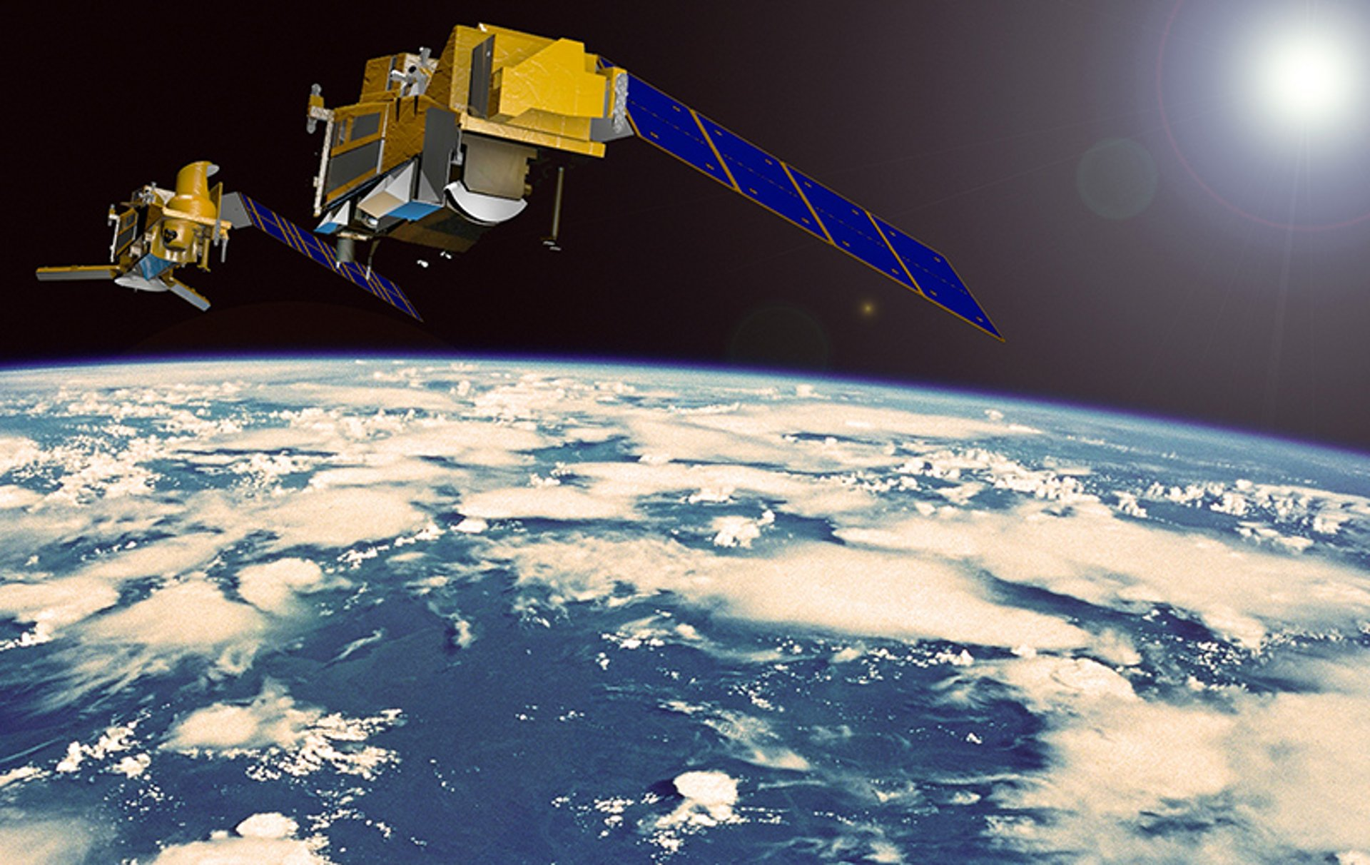 MetOp-SG satellites to provide advanced meteorological data across the entire globe