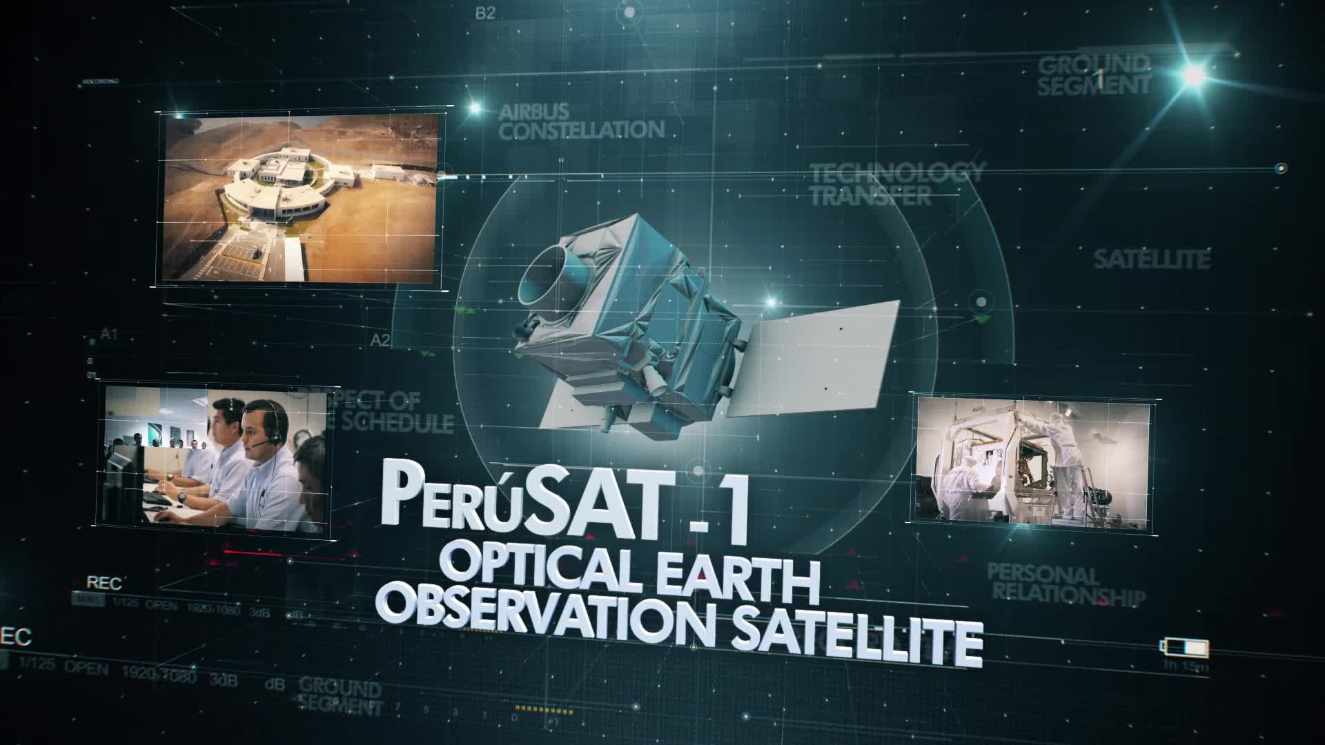 PerúSAT-1 - A 24-month story from A to Z