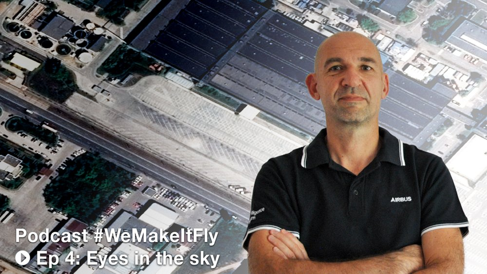 We Make It Fly Podcast - Satellite Imagery