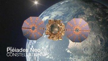 Pléiades Neo Constellation
