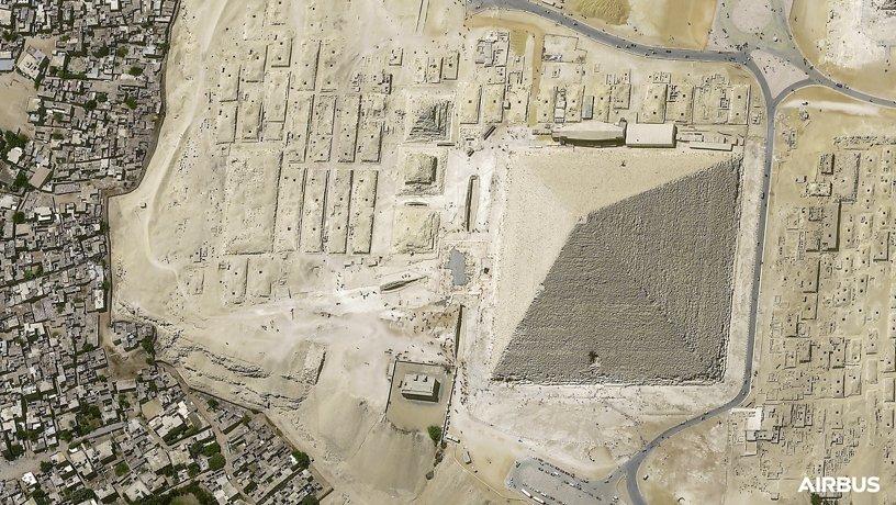 Pléiades Neo First Image - Cairo