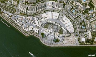 Pléiades Neo First Image - Dubai