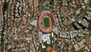 Morumbi Stadium, Sao Paulo