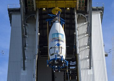 Pleiades Neo 4 launched by Arianespace European launcher Vega