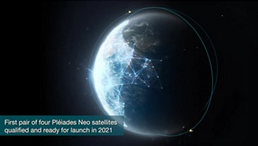 Pléiades Neo set for launch in early 2021