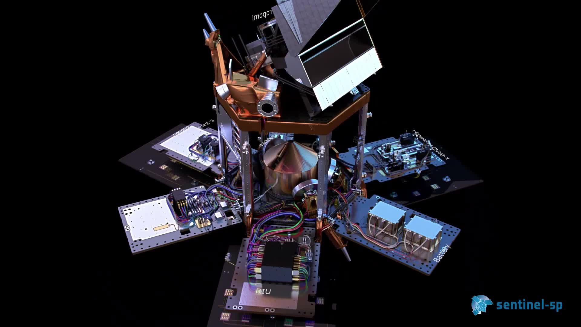 Sentinel-5p - Technical View