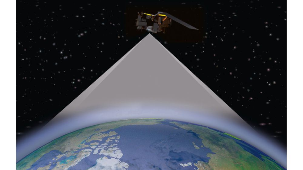 Sentinel-5 spectrometer will monitor the composition of the atmosphere for the Copernicus programme.