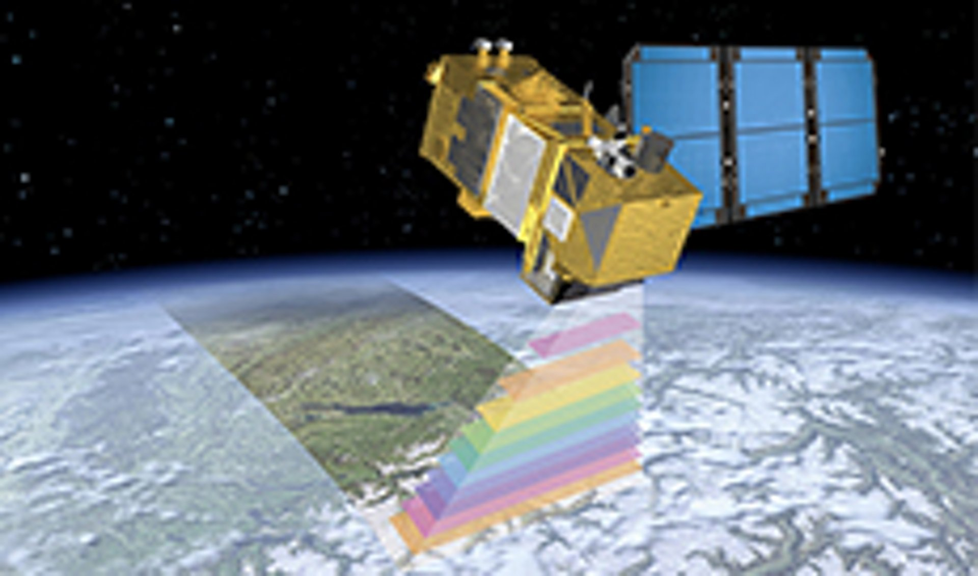 Sentinel-2A will map the Earth's entire landmass as part of the European Copernicus global monitoring programme