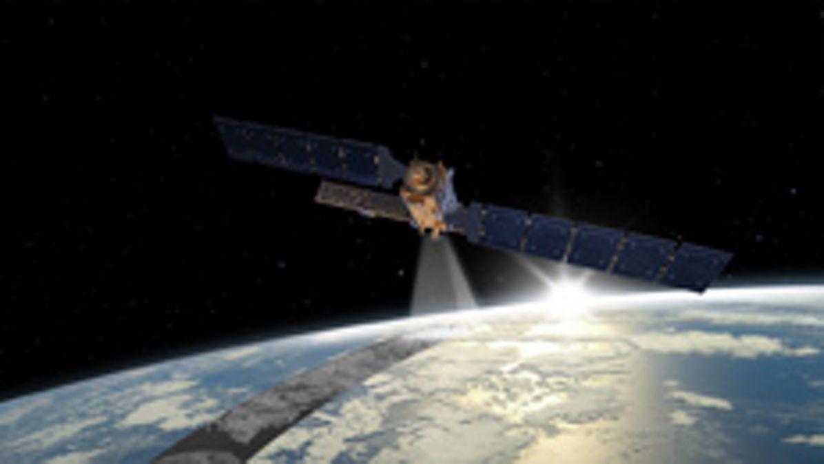 "Sentinel-1B on track with its ""Radar Vision"""